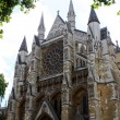Westminster Abbey, London — Foto Stock