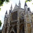 Westminster Abbey, London — 图库照片