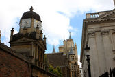 Gonville and Caius College, Cambridge, England — Stock Photo