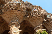 Park Guell, Barcelona — Stock Photo