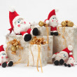 Gifts and gnomes — Stock Photo #1281760