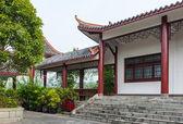 Chiński tradycyjny dom — Zdjęcie stockowe