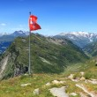 Swiss alps — Stockfoto