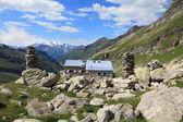 Refuge alpin — Photo