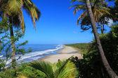 Montelimar beach — Stock Photo