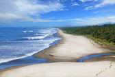 пляж монтелимар — Стоковое фото