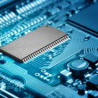 Microchip — Stock Photo