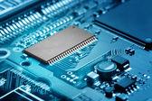 Microchip — Foto de Stock