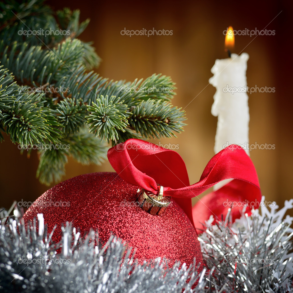 Merry Christmas and Happy New Year — Stock Photo #14710901