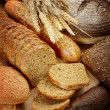 The Bread - Stockfoto