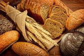 El pan — Foto de Stock