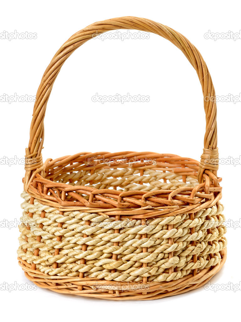 Basket — Stock Photo #19359317