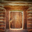 Wooden door — Stock Photo #32521823
