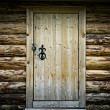 Wooden door — Stock Photo #32523443