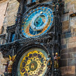 Stock Photo: Prague Astronomical Clock