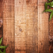 old wooden background — Stock fotografie