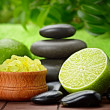 Spa still life — Stockfoto