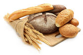 Fresh bread — Stock Photo
