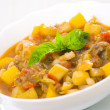 Vegetable ragout — Stock Photo