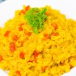 Stock Photo: Curry rice
