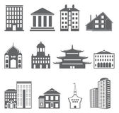 Buildings — Vector de stock