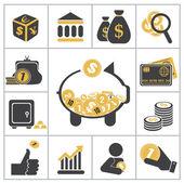 Money — Stock Vector