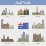 Australia. — Stock Vector #43146777