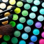 Makeup brushes — Stock Photo #7148789