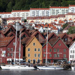 Views of city Bergen — Stock Photo