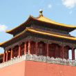 Forbidden City, Beijing, China — Stockfoto