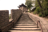 Great Wall, Beijing, China — Stock Photo