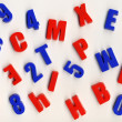 ABC alphabet — Stock Photo