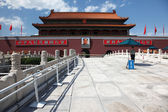 Tienanmen Gate (The Gate of Heavenly Peace) — Stock Photo