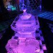 Stock Photo: Ice sculptures