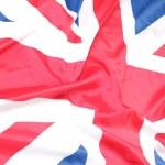 UK Flag Union Jack — Stock Photo #16045421