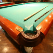 Pool Table - Stockfoto