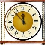 Antique clock face — Stock Photo #1634230