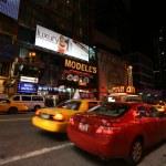 NEW YORK CITY - Broadway street — Stock Photo #16336855