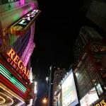 NEW YORK CITY - Broadway street — Stock Photo #16338233