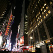 Classical street in NY, Manhattan — Foto Stock