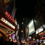 NEW YORK CITY - Broadway street — Stock Photo #16338925