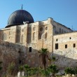 Stock Photo: Al AqsMosque in Jerusalem, Israel