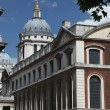 Old Royal Naval College. Greenwich, London, UK — Stock Photo