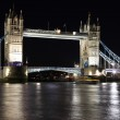 Evening Tower Bridge, London, UK — Stock Photo #17693723