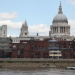 St. Pauls cathedral, London — Stock Photo #17694181