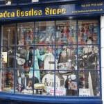 The London Beatles Store — Stock Photo