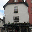 Crooked house of windsor - Stock Photo