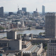 Panorama of london — Stock Photo
