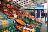 市場の果物 — ストック写真
