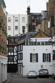 Typical buildings in London, UK — Stock Photo